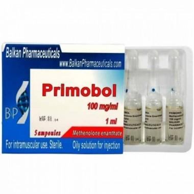 Primobol Примоболан 100 мг/мл, 10 ампул, Balkan Pharmaceuticals в Уральске