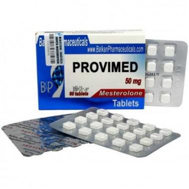 Provimed Провимед Провирон 50 мг, 20 таблеток, Balkan Pharmaceuticals в Уральске