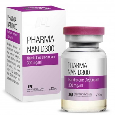 PHARMANAN D 300 мг/мл, 10 мл, Pharmacom LABS в Уральске