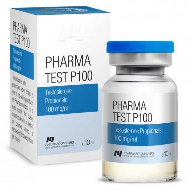 PHARMATEST P 100 мг/мл, 10 мл, Pharmacom LABS в Уральске