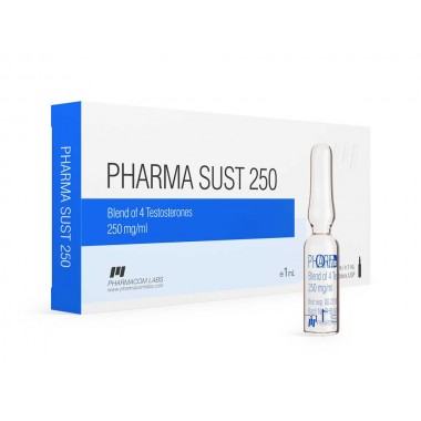 PHARMASUST 250 мг/мл, 10 ампул, Pharmacom LABS в Уральске