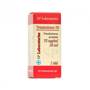 Thenbolone Acetate Тренболон Ацетат 75 мг/мл, 10 мл, SP Laboratories в Уральске
