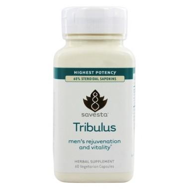 Tribulus Трибулус 60% сапонинов, 60 капсул, Savesta в Уральске