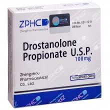 Drostanolone Propionate Дростанолон Пропионат 100 мг/мл, 10 ампул, ZPHC
