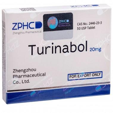 Turinabol Туринабол 20 мг, 50 таблеток, ZPHC в Уральске