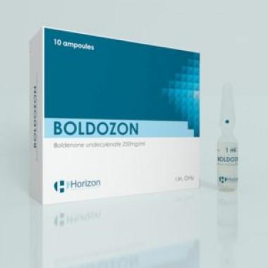 Болденон Horizon Boldozon 10 ампул (250мг/1мл) в Уральске